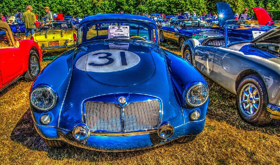 Classic Car Insurance - Protecting your Classic